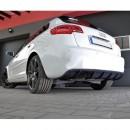 Difusor Audi A3 8P 5 portas