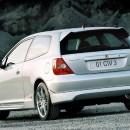Difusor Honda Civic EP3 Type-R