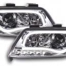 Farois LED Audi A6 C5 4B cromados