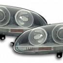 Farois VW Golf 5 Bj. 03-08 pretos