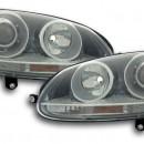 Faróis VW Jetta 5