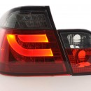 Farolins BMW E46 Sedan LED pretos/vermelhos