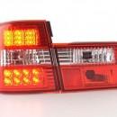 Farolins Led BMW E34 Red/Clear