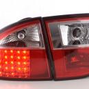 Farolins LED Seat Leon 1M vermelhos