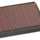 Filtro de Ar K&N Mercedes SLK R170 SLK200, SLK200 Kompressor, SLK230 Kompressor