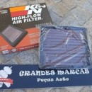 Filtro de Ar K&N Vw Passat 3B, 3BG - todas as cilindradas 2000-2005
