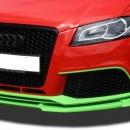 Lip frontal Audi A3 8P Sportback 2011>