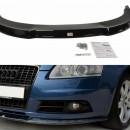 Lip frontal Audi A6 4F C6 S-LINE (PREFACE)