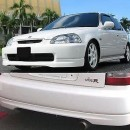 Lip frontal e traseiro Honda Civic EK9 EK4 EJ9