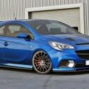 Lip frontal Opel Corsa E OPC/VXR NURBURG
