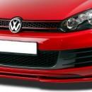 Lip frontal Vw Golf 6 GTD / GTI