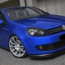 Lip frontal Vw Golf 6 / Jetta