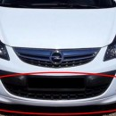 Lip/Spoiler Frontal Opel Corsa D OPC