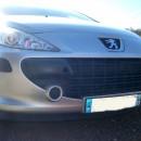 Lip universal de borracha adaptavel em Peugeot 307