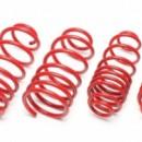 Molas de Rebaixamento Ta-Technix Toyota Auris E15 1.4l + 1.6l + 1.8l + 1,4 Diesel  30/30mm