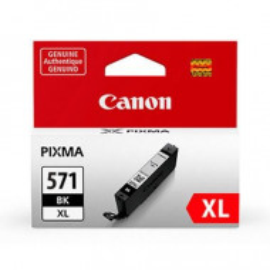 Canon CLI-571XL BK, Cartus original, Negru, 895 pagini