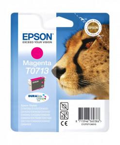 Epson T0713, Cartus original, Magenta, 280 pagini