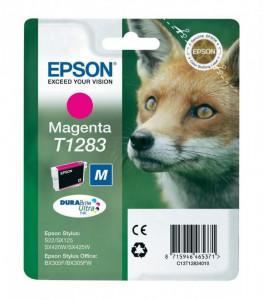 Epson T1283 / C13T12834010, Cartus original, Magenta, 150 pagini