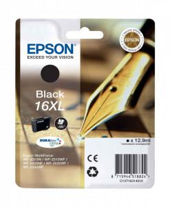 Epson T1631 / C13T16314010, Cartus original, Negru, 500 pagini