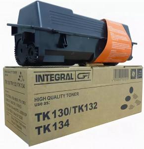 Kyocera TK-130, Cartus toner compatibil, Negru, 7200 pagini - Integral Germany