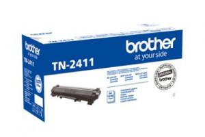 Brother TN-2411, Cartus toner original, Negru, 1200 pagini