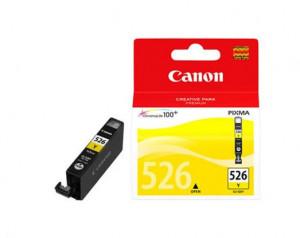 Canon CLI-526Y, Cartus original, Yellow, 202 pagini