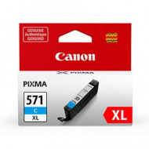 Canon CLI-571XL C, Cartus original, Cyan, 680 pagini