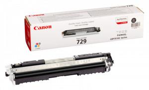 Canon CRG-729BK, Cartus toner original, Negru, 1200 pagini