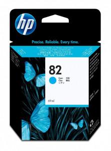 HP 82C / C4911A, Cartus original, Cyan, 69ml