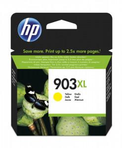HP 903XL Y / T6M11AE, Cartus original, Yellow, 825 pagini