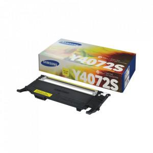 Samsung CLT-Y4072S, Cartus toner original, Yellow, 1000 pagini