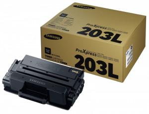 Samsung MLT-D203L, Cartus toner original, Negru, 5000 pagini