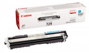 Canon CRG-729C, Cartus toner original, Cyan, 1000 pagini