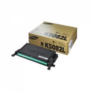 Samsung CLT-K5082L, Cartus toner original, Negru, 5000 pagini