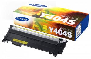 Samsung CLT-Y404S, Cartus toner original, Yellow, 1000 pagini