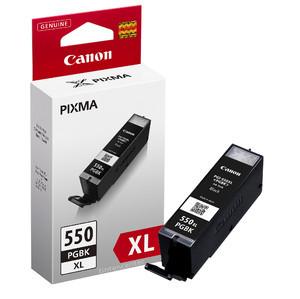 Canon PGI-550XL BK, Cartus original, Negru, 500 pagini