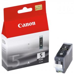 Canon PGI-5BK, Cartus original, Negru, 360 pagini