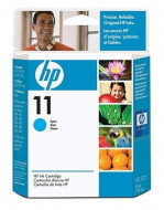 HP 11C / C4836A, Cartus original, Cyan, 2350 pagini 28ml