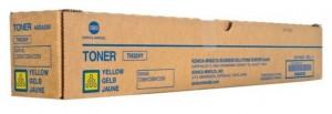 Konica Minolta TN-324Y / A8DA250, Cartus toner original, Yellow, 26000 pagini