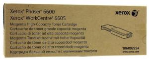 Xerox 6600M / 106R02234, Cartus toner original, Magenta, 6000 pagini