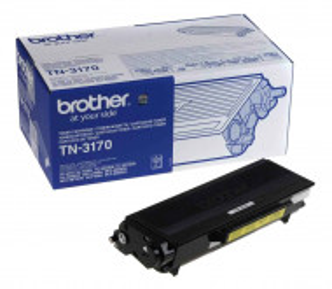 Brother TN-3170, Cartus toner original, Negru, 7000 pagini