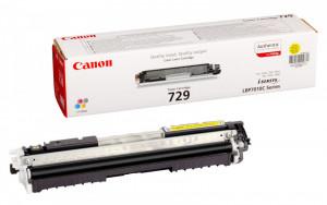 Canon CRG-729Y, Cartus toner original, Yellow, 1000 pagini