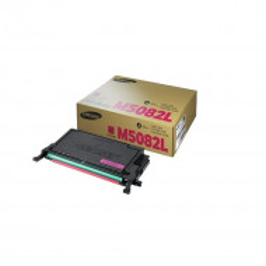 Samsung CLT-M5082L, Cartus toner original, Magenta, 4000 pagini