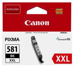 Canon CLI-581XXL BK, Cartus original, Negru, 4950 pagini
