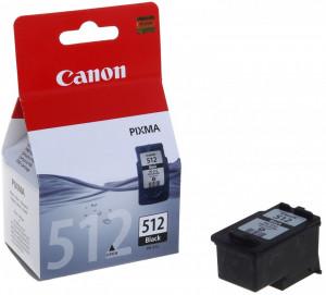 Canon PG-512, Cartus original, Negru, 400 pagini