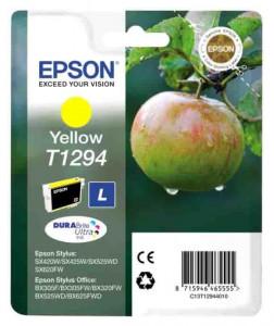 Epson T1294 / C13T12944010, Cartus original, Yellow, 545 pagini