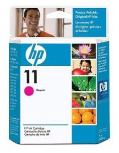 HP 11M / C4837A, cartus original, Magenta, 2000 pagini 28ml