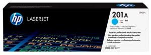 HP 201a / CF401A, Cartus toner original, Cyan, 1400 pagini
