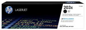 HP 203x / CF540X, Cartus toner original, Negru, 3200 pagini
