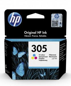 HP 305 / 3YM60AE, Cartus original, Color, 100 pagini